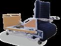 介護ベッド「離床支援マルチポジションベッド」